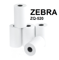 Rotoli carta termica Zebra